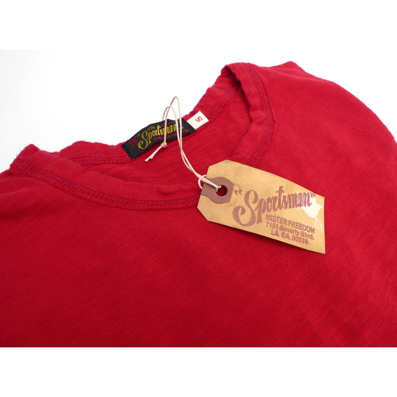 Stanley T-Shirt - Red