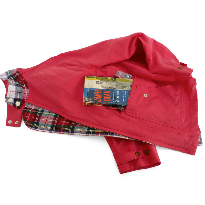 Breezer Jacket Type II - Red