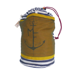 Sail Bag - Hickory Stripe