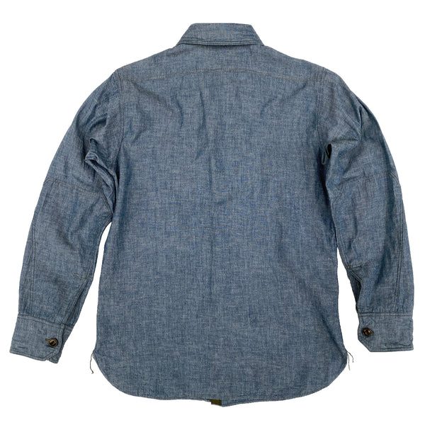 Snipes Shirt - BR Chambray