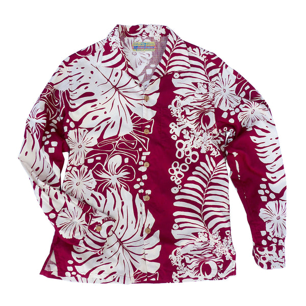 Tahiti Shirt - Ura Red