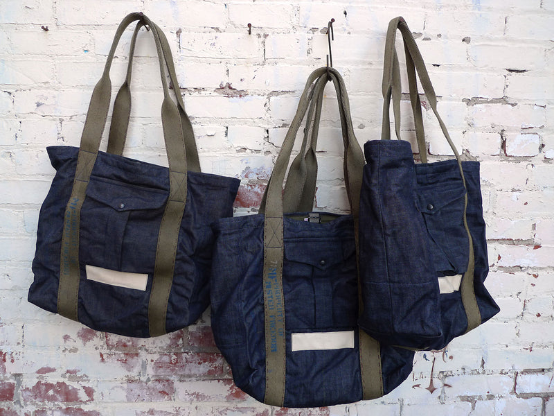 Tripper Denim Bag Type III