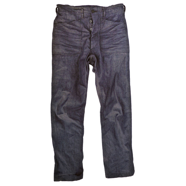 Utility Pants - Denim