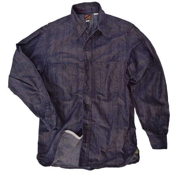 Workman Shirt - HBT Denim
