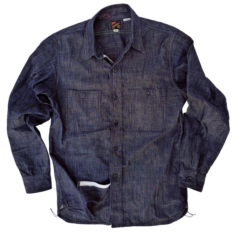 Workman Shirt - Pincheck