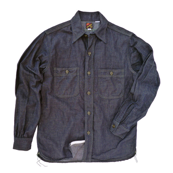 Workman Shirt - 2×1 Denim