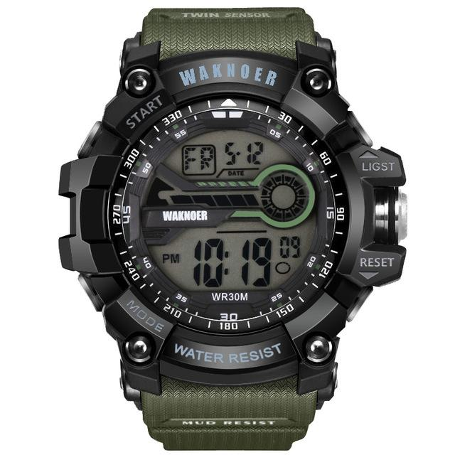 Pinas Forest Ranger Edition Digital Watch Mud/Water Resist