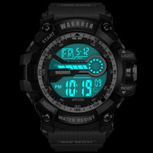 Load image into Gallery viewer, Pinas Forest Ranger Edition Digital Watch Mud/Water Resist