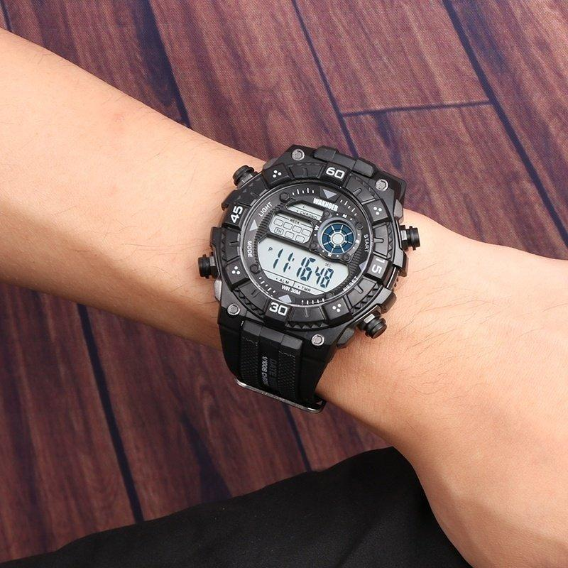 Pinas Military Digital Watch 30M Waterproof