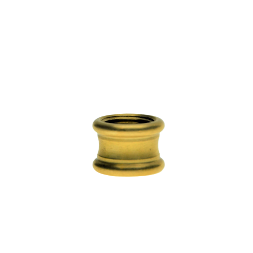 "1/2"" to M10 Reduction Bush Ornamental Brass Coupler"