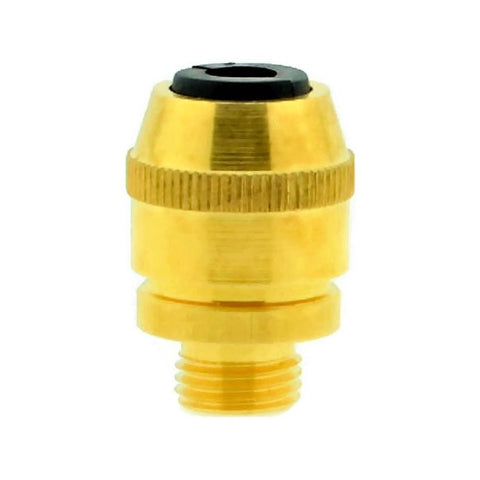 Brass M10 Male Thread Cord Grip