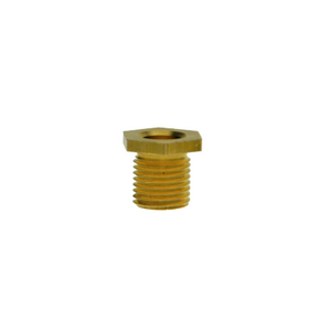 M10 Brass Pottery Nipples - Various Lengths