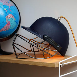Cricket Helmet Light with LED Filament Lamp