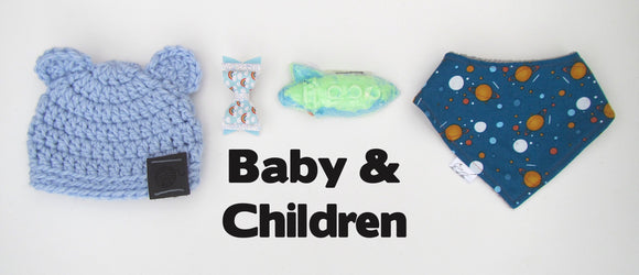 Baby And Children Toys, Clothes, Accessories, Bath Products And Bibs