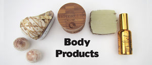 Natural Handmade Artisan Body Products