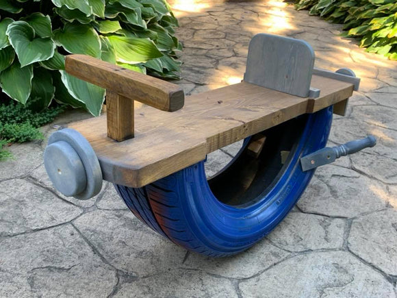 Motorcycle Tire Rocker