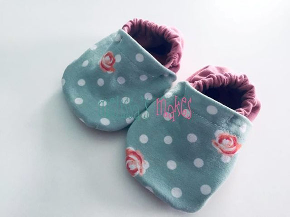 Roses & Polka Dots Shoes
