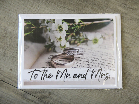 To The Mr. & Mrs.
