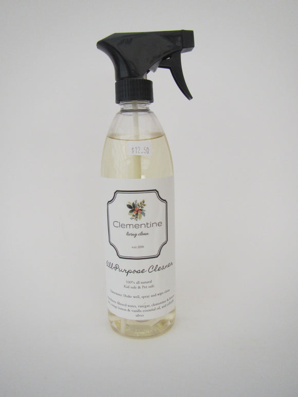 100% Natural All Purpose Cleaner