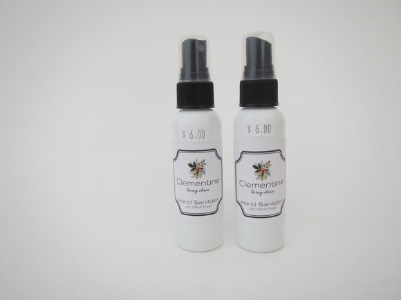 100% Natural Hand Sanitizer