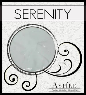 Serenity - Aspire Mineral Paint