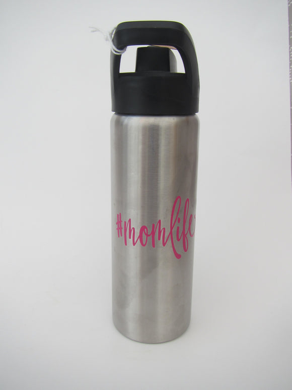 Thermal Water Bottle - #Momlife