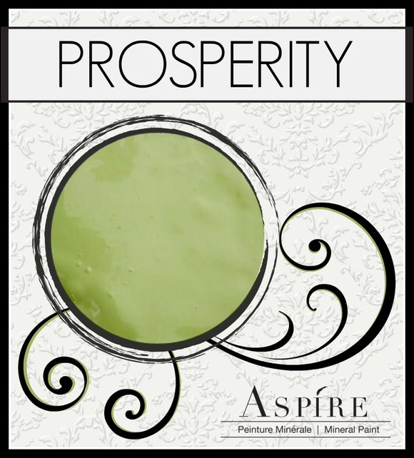 Prosperity - Aspire Mineral Paint