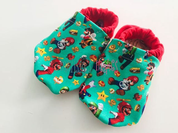 Super Mario Shoes