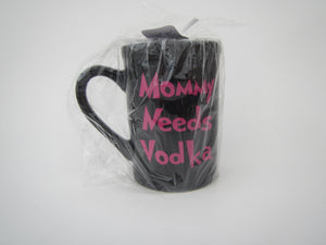 Mug - Mommy Needs Vodka