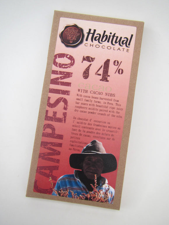 Campesino - 74% With Nibs