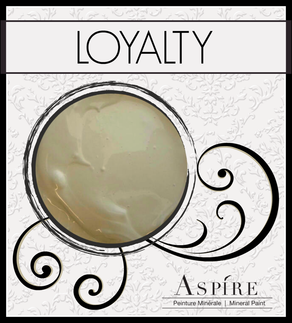 Loyalty - Aspire Mineral Paint