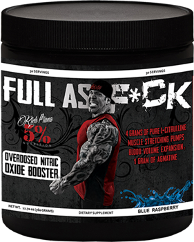 Rich Piana 5% Nutrition Full As F*ck