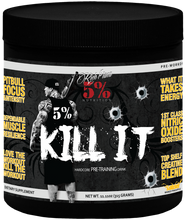 Rich Piana 5% Nutrition Kill It