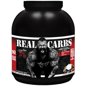 Rich Piana 5% Nutrition Real Carbs - Blueberry Cobblar