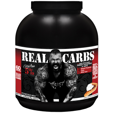 Rich Piana 5% Nutrition Real Carbs - Sweet Potato Pie