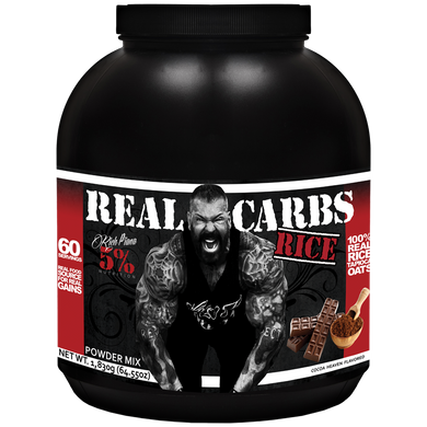 Rich Piana 5% Nutrition Real Carbs RICE - Cocoa Heaven