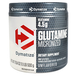 Dymatize Glutamine 500g 109 Servings