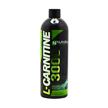 NutraKey Liquid L-Carnitine 3000 mg 31 Servings