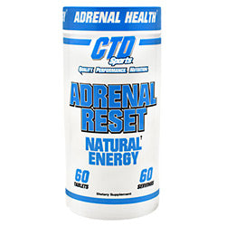 CTD Sports Adrenal Reset 60 Tablets