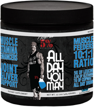 Rich Piana 5% Nutrition All Day You May