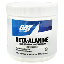 GAT Beta Alanine Powder 100 Servings