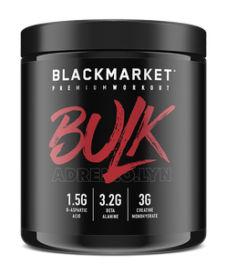 Black Market Labs Adrenolyn Bulk Pre-Workout  FREE SHIPPING!