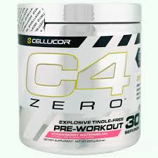 Cellucor C4 Zero 30 Serving