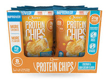 Quest Nutrition Protein Chips - Box of 8 Bags