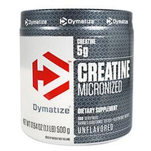 Dymatize Creatine 500g 100 Servings