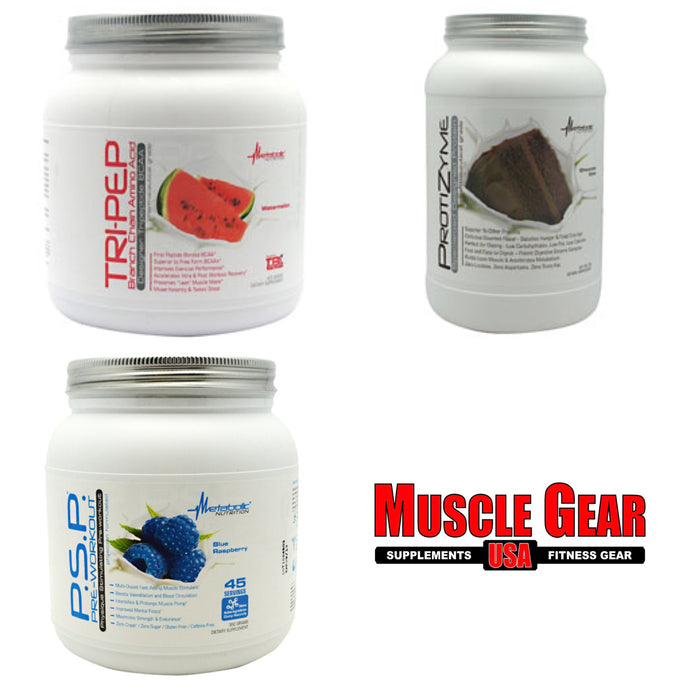 Metabolic Nutrition Maintenance Stack