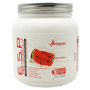 Metabolic Nutrition ESP Pre-workout