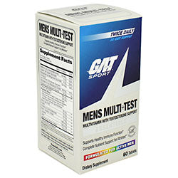GAT Mens Multi + Test 60 Tablets