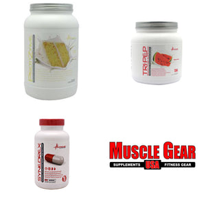 Metabolic Nutrition Weight Loss Stack - Stimulant Based
