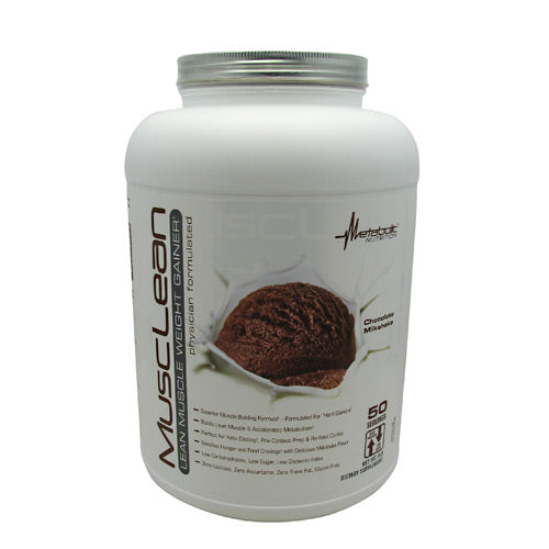 Metabolic Nutrition MuscLean 5 lb   FREE SHIPPING & FREE GIFT!